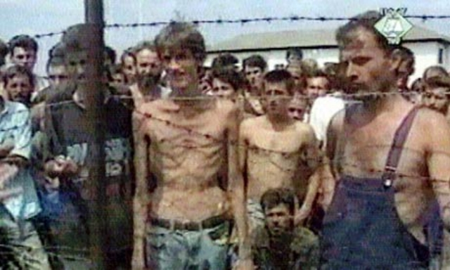 The Bosnia genocide took place in Srebrenica between the time 1992-1995